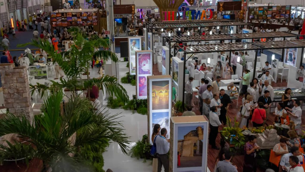Tianguis Turístico Mexico travel event